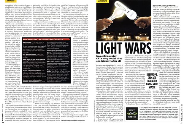 Article Preview: LIGHT WARS, JUNE 30th 2008 2008 | Maclean's