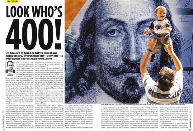 Article Preview: LOOK WHO'S 400!, JULY 7th 2008 2008 | Maclean's