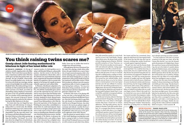 Article Preview: You think raising twins scares me?, JULY 7th 2008 2008 | Maclean's