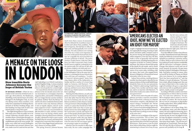 Article Preview: A MENACE ON THE LOOSE IN LONDON, JULY 28th 2008 2008 | Maclean's