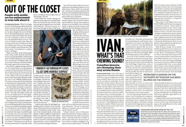 Article Preview: IVAN, WHAT'S THAT CHEWING SOUND?, JULY 28th 2008 2008 | Maclean's