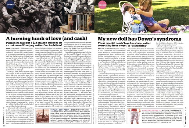 Article Preview: A burning hunk of love (and cash), AUG. 18th 2008 2008 | Maclean's