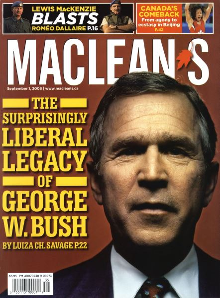 Issue: - September 2008 | Maclean's