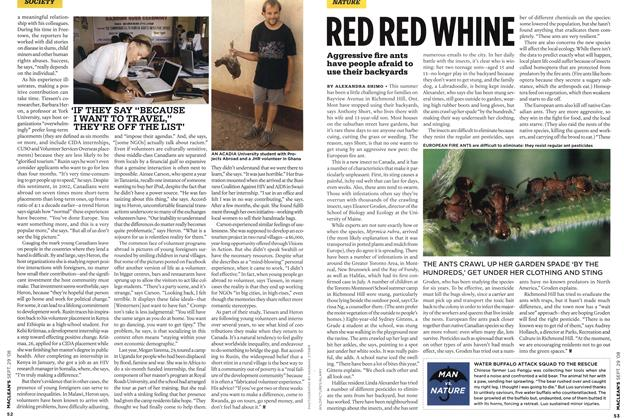 Article Preview: RED RED WHINE, SEPT. 29th 2008 2008 | Maclean's