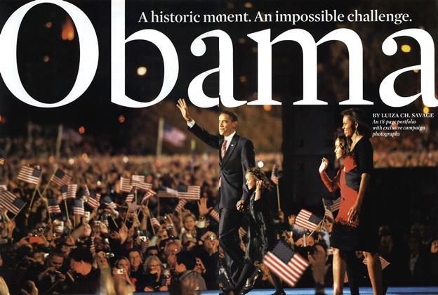 Article Preview:  Obama, NOV. 17th 2008 2008 | Maclean's
