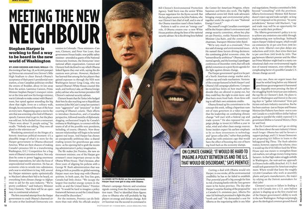 Article Preview: MEEING THE NEW NEIGHBOUR, DEC. 1st 2008 2008 | Maclean's