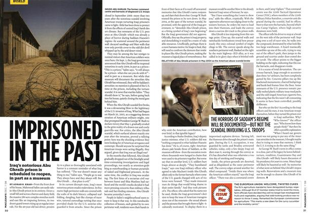 Article Preview: IMPRISONED IN THE PAST, DEC. 1st 2008 2008 | Maclean's