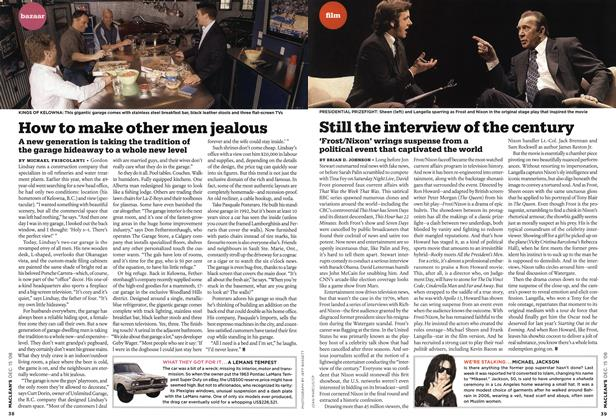 Article Preview: How to make other men jealous, DEC. 15th 2008 2008 | Maclean's