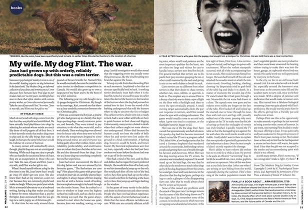 Article Preview: My wife. My dog Flint. The war., DEC. 29th 2008 2008 | Maclean's