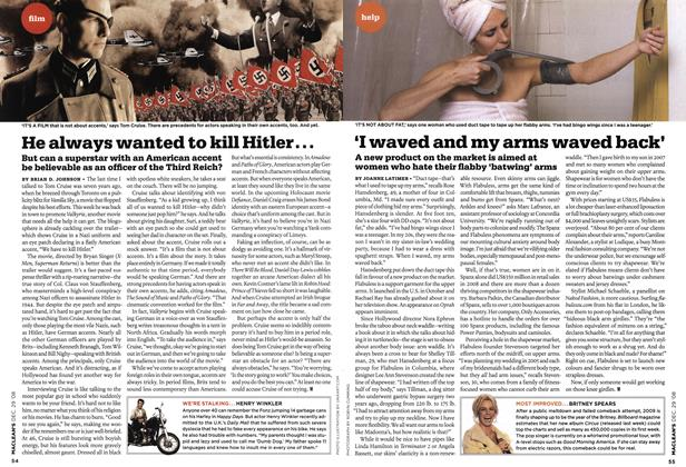 Article Preview: He always wanted to kill Hitler..., DEC. 29th 2008 2008 | Maclean's