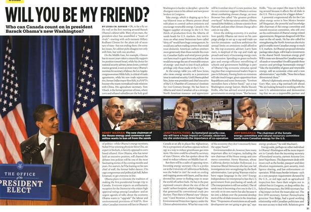 Article Preview: WILL YOU BE MY FRIEND?, JAN. 26th 2009 2009 | Maclean's
