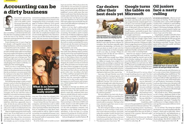 Article Preview: Car dealers offer their best deals yet, JAN. 26th 2009 2009 | Maclean's