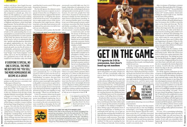 Article Preview: GET IN THE GAME, JAN. 26th 2009 2009 | Maclean's