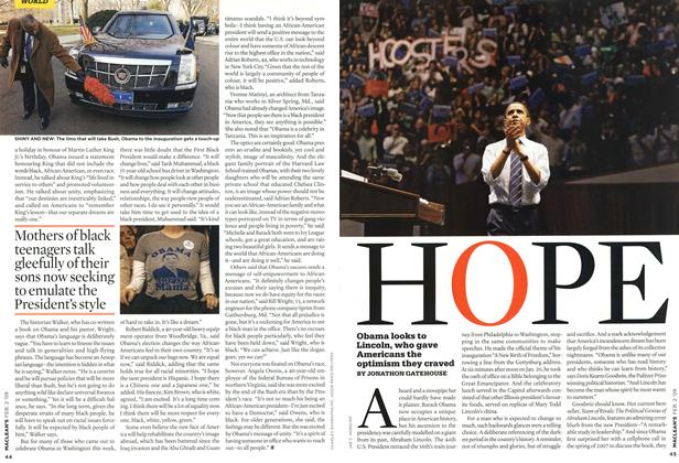 Article Preview: HOPE, FEB. 2nd 2009 2009 | Maclean's