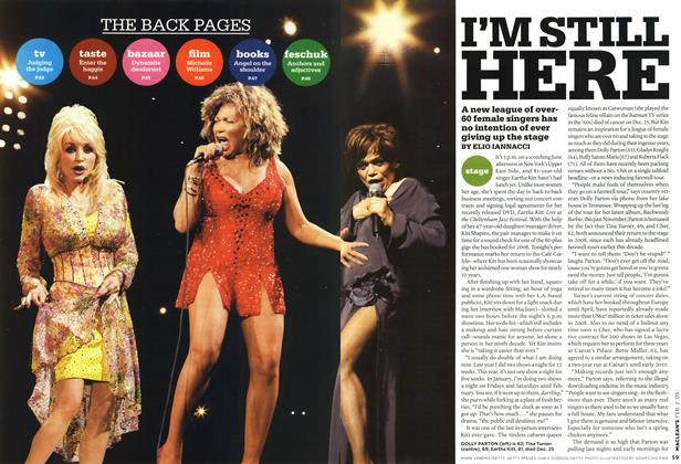Article Preview: I'M STILL HERE, FEB. 2nd 2009 2009 | Maclean's