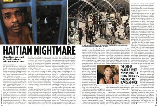 Article Preview: HAITIAN NIGHTMARE, FEB. 9th 2009 2009 | Maclean's