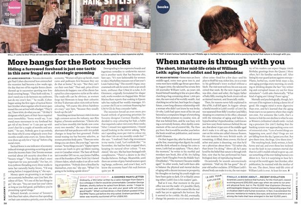 Article Preview: More bangs for the Botox bucks, FEB. 16th 2009 2009 | Maclean's