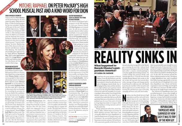 Article Preview: REALITY SINKS IN, FEB. 23rd 2009 2009 | Maclean's