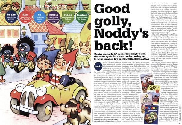 Article Preview: Good golly, Noddy's back!, FEB. 23rd 2009 2009 | Maclean's