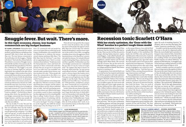 Article Preview: Snuggie fever. But wait. There's more., MAR. 2nd 2009 2009 | Maclean's
