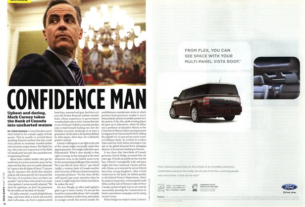 Article Preview: CONFDENCE MAN, MAR. 23rd 2009 2009 | Maclean's