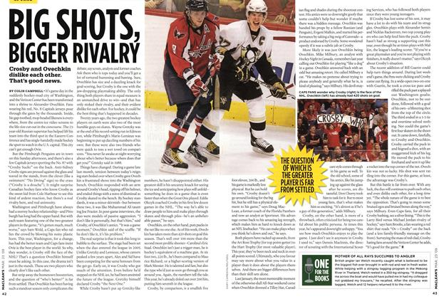 Article Preview: BIG SHOTS, BIGGER RIVALRY, MAR. 23rd 2009 2009 | Maclean's