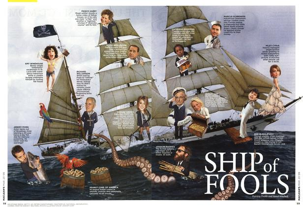 Article Preview: SHIP of FOOLS, MAR. 23rd 2009 2009 | Maclean's