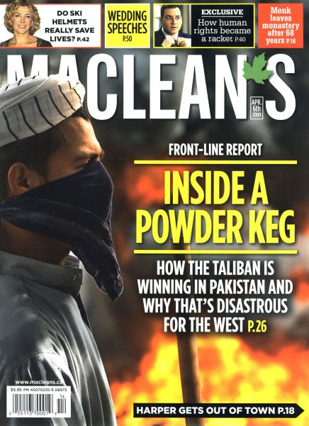 Issue: - APR. 6th 2009 | Maclean's