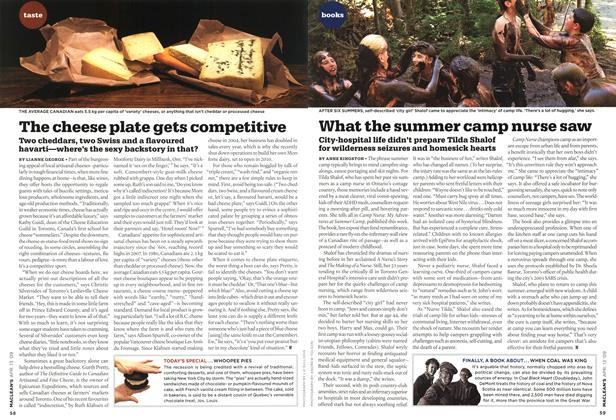 Article Preview: What the summer camp nurse saw, April 2009 | Maclean's
