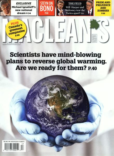 Issue: - APR. 27th 2009 | Maclean's