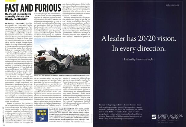 Article Preview: FAST AND FURIOUS, MAY 4th 2009 2009 | Maclean's