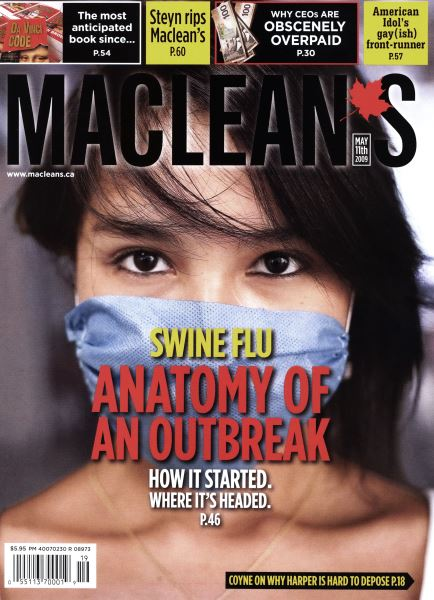 Issue: - MAY 11th 2009 | Maclean's