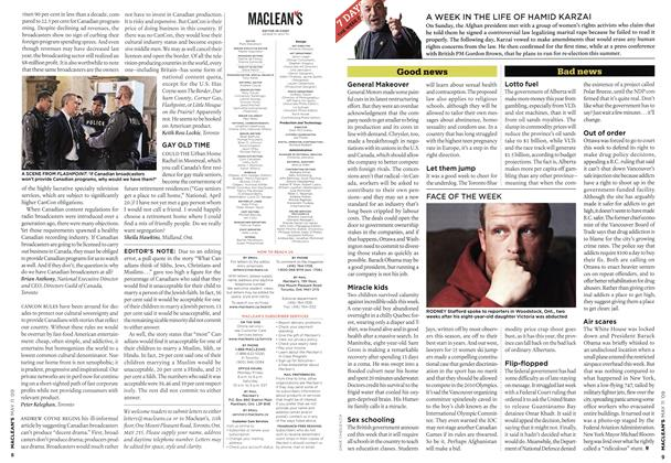 Article Preview: A WEEK IN THE LIFE OF HAMID KARZAI, MAY 11th 2009 2009 | Maclean's
