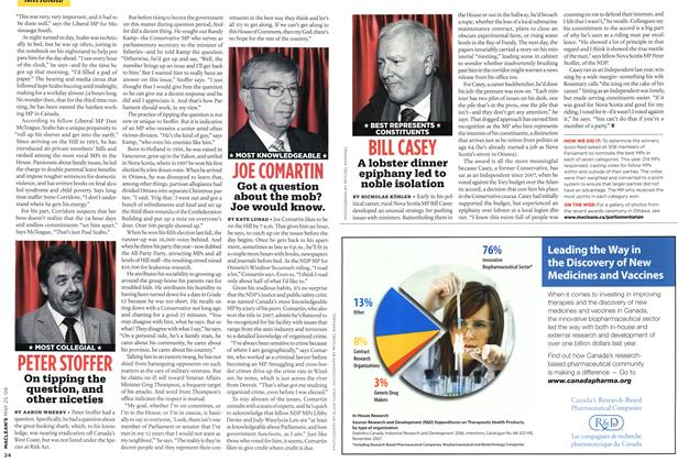 Article Preview: BILL CASEY, MAY 25th 2009 2009 | Maclean's