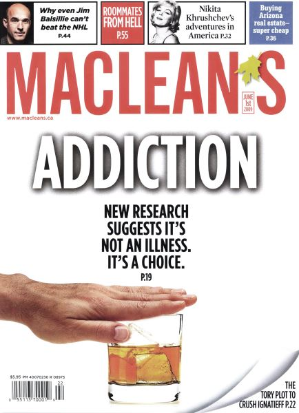 Issue: - JUNE 1st 2009 | Maclean's