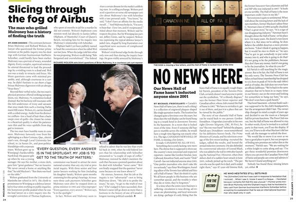 Article Preview: NO NEWS HERE, JUNE 1st 2009 2009 | Maclean's