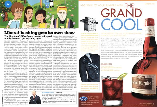 Article Preview: Liberal-bashing gets its own show, JUNE 8th 2009 2009 | Maclean's