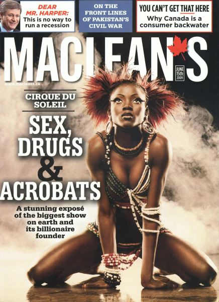 Issue: - JUNE 15th 2009 | Maclean's