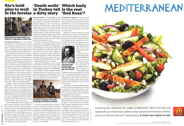 Article Preview: 'Death wells' in Turkey tell a dirty story, JUNE 15th 2009 2009 | Maclean's