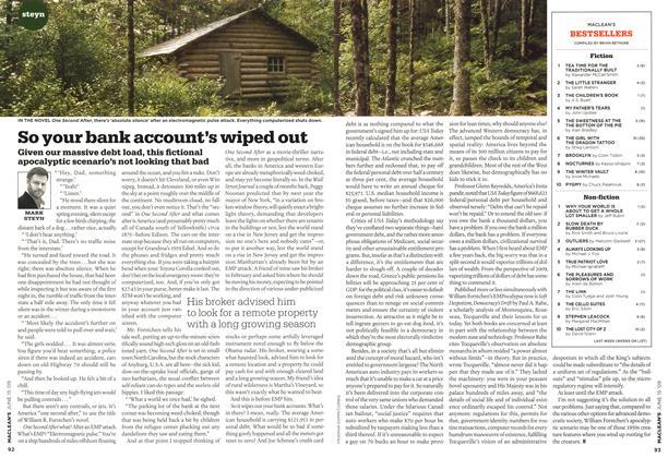 Article Preview: MACLEAN'S BESTSELLERS, JUNE 15th 2009 2009   Maclean's