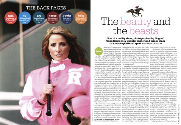 Article Preview: The beauty and the beasts, JUNE 22nd 2009 2009 | Maclean's