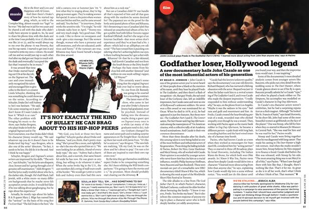 Article Preview: Godfather loser, Hollywood legend, JUNE 29th 2009 2009 | Maclean's