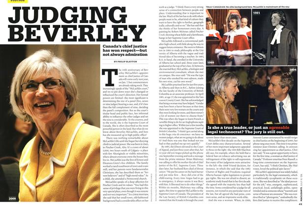Article Preview: JUDGING BEVERLEY, JULY 6th 2009 2009 | Maclean's