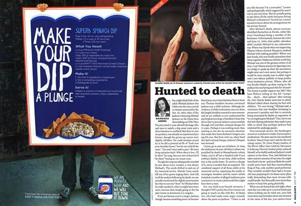 Article Preview: Hunted to death, JULY 27th 2009 2009 | Maclean's