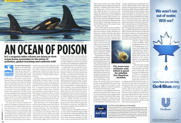 Article Preview: AN OCEAN OF POISON, AUG. 3rd 2009 2009 | Maclean's