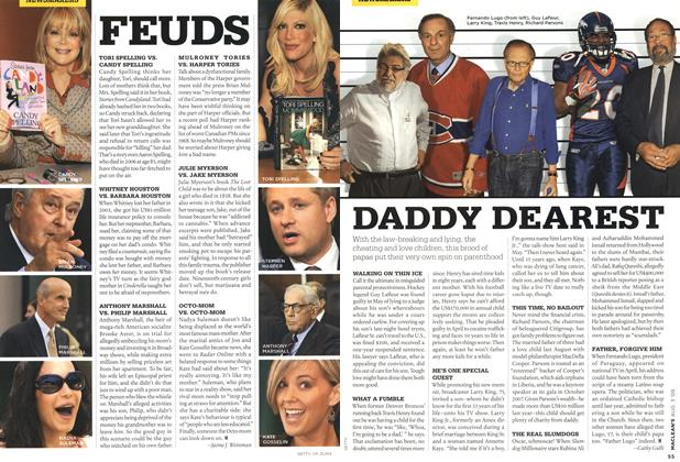 Article Preview: DADDY DEAREST, AUG. 3rd 2009 2009 | Maclean's