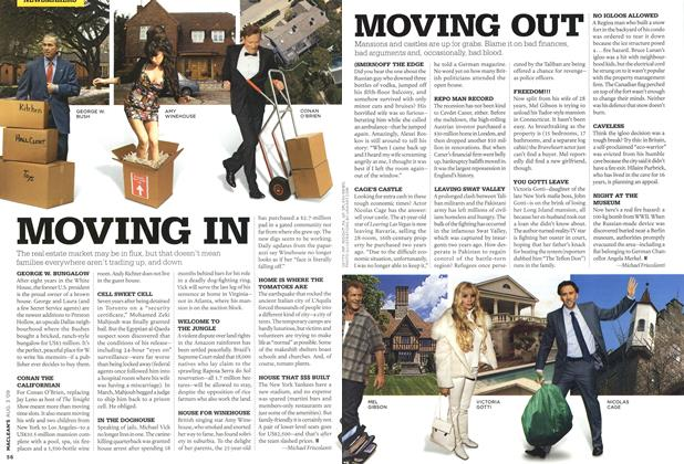 Article Preview: MOVING OUT, AUG. 3rd 2009 2009 | Maclean's