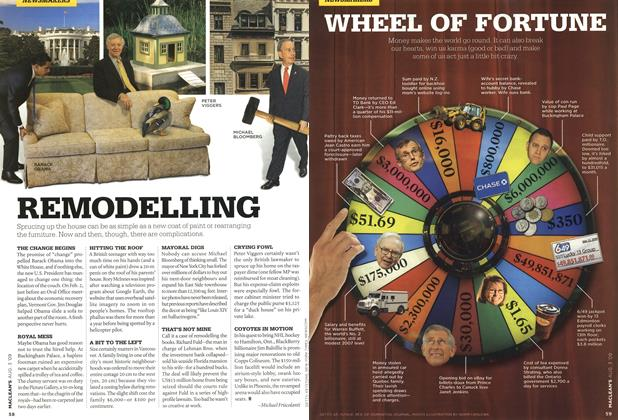 Article Preview: REMODELLING, AUG. 3rd 2009 2009 | Maclean's