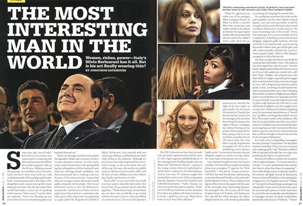 Article Preview: THE MOST INTERESTING MAN IN THE WORLD, AUG. 17th 2009 2009 | Maclean's