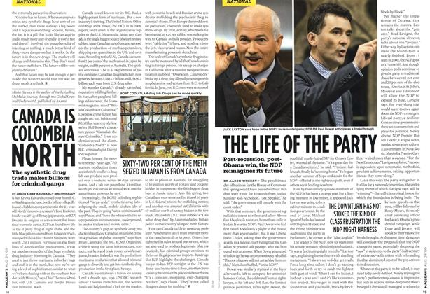 Article Preview: THE LIFE OF THE PARTY, AUG. 24th 2009 2009 | Maclean's